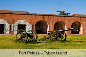 Fort Pulaski Tybee Island
