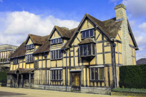 William Shakespear Birthplace