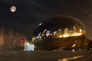 Bean Sculpture Chicago