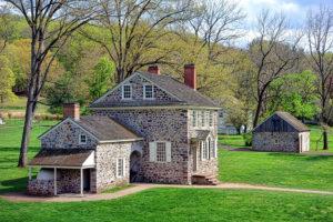 George Washington Headquarters Revo War