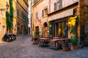 Streets of Italy