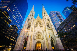 Saint Patricks Cathedral