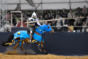 Knight with Joust