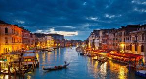 Grand Canal Italy Hero