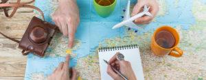 International Travel Map